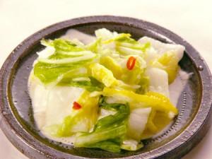 漬け物白菜